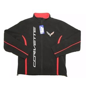 Calhoun Sportswear Chevy Corvette Jacket Men's XL